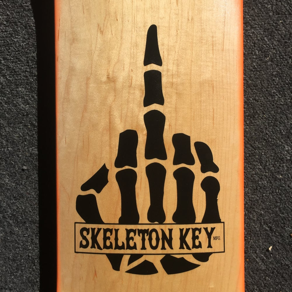 Image of Skeletonkey Craft Made board