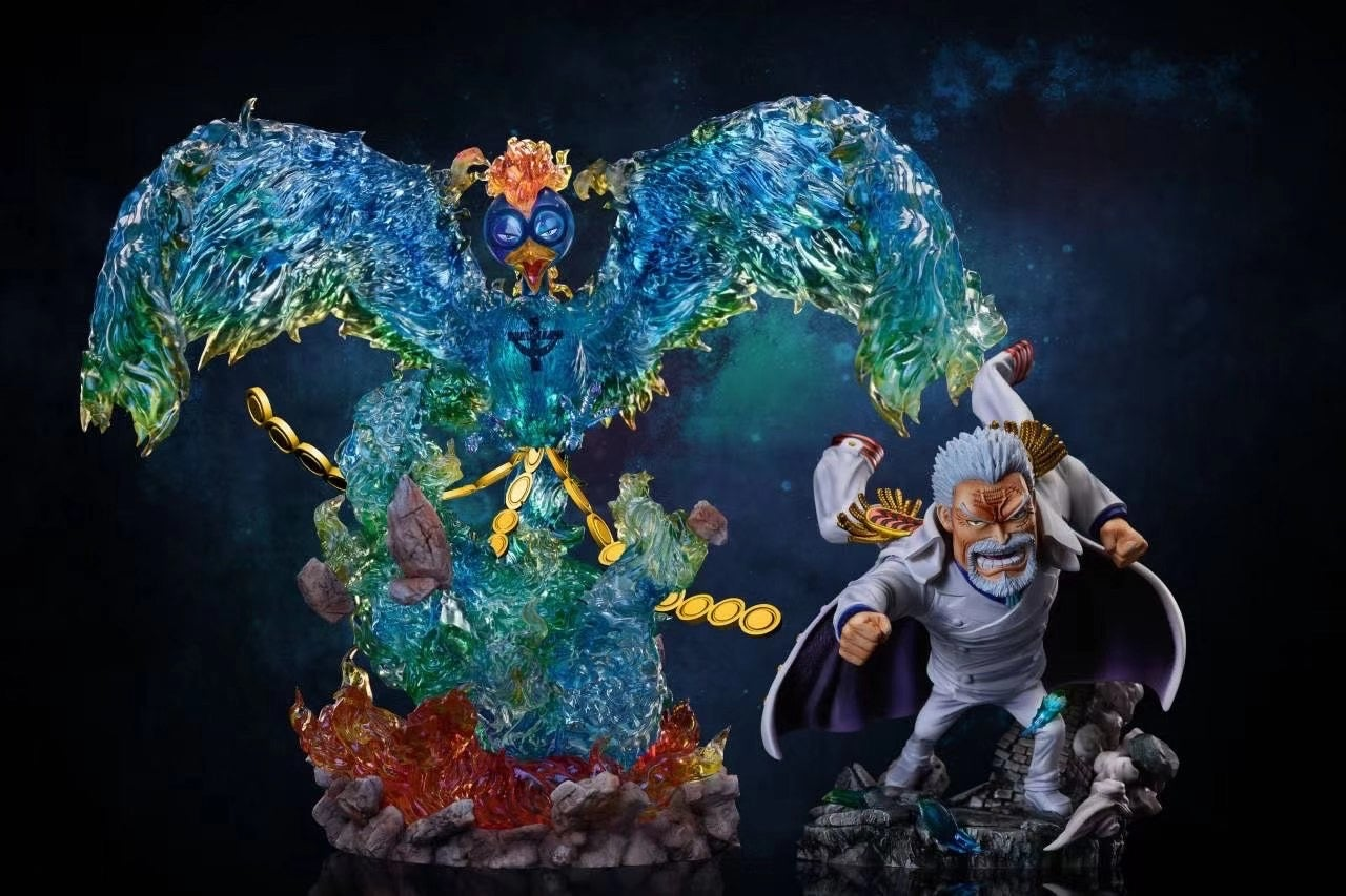 Image of [Pre-Order]One Piece G5 Studio Marco(Phoenix form) Resin Statue