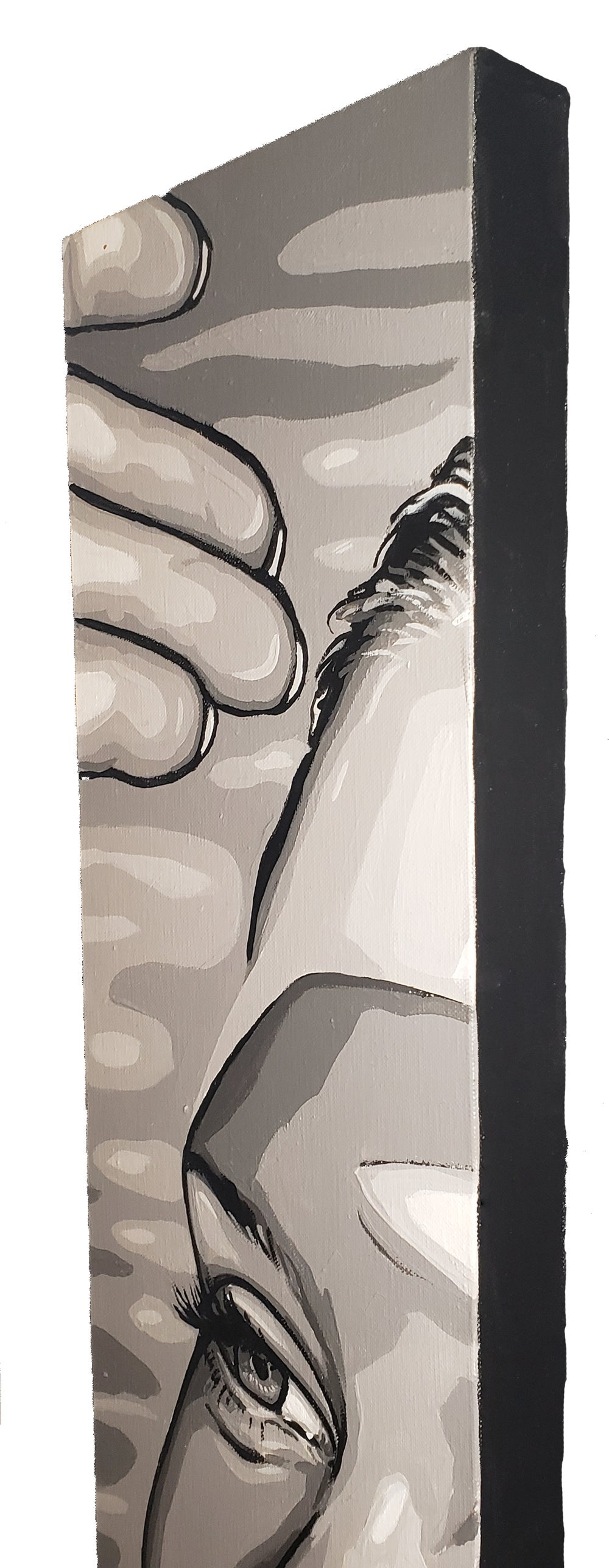 She Soak - Original Painting