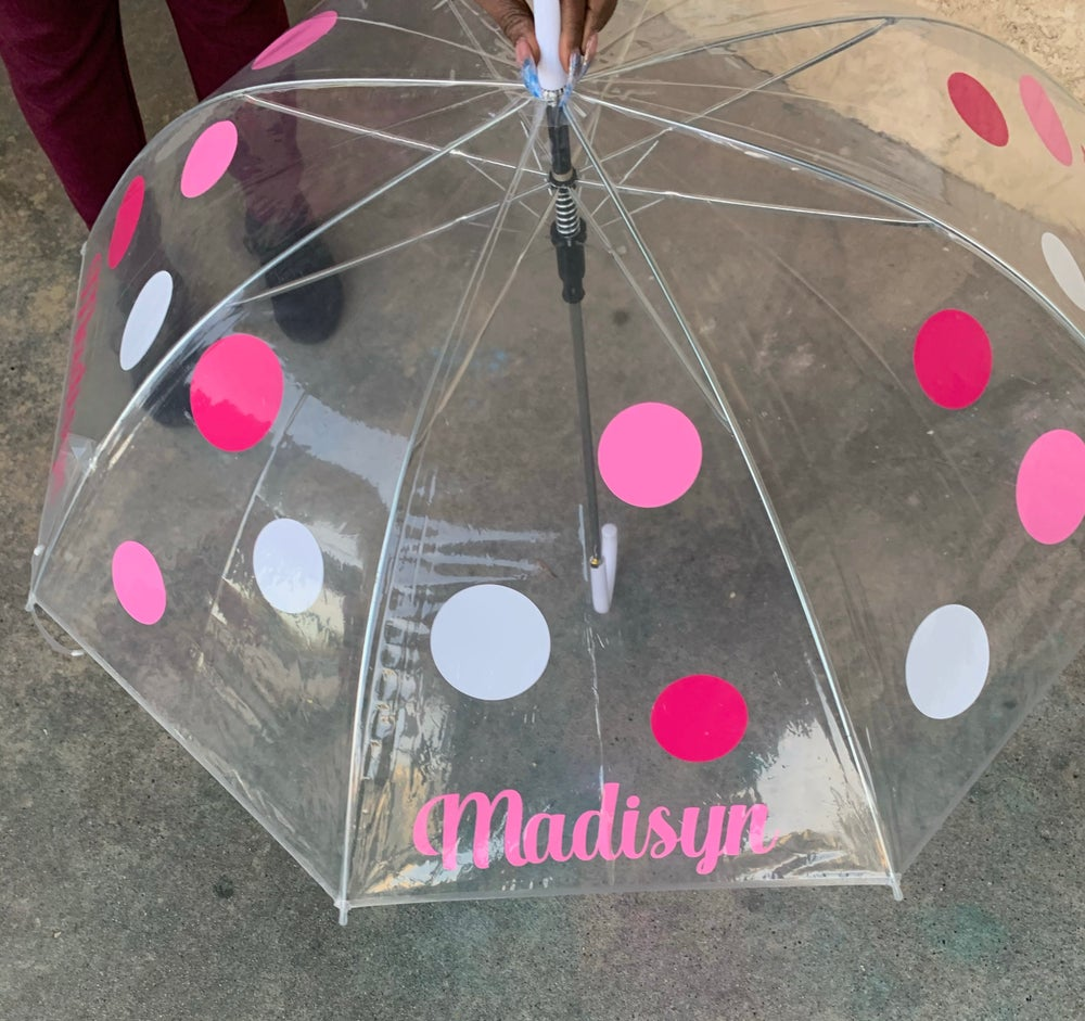 Image of Clear Umbrella