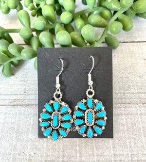 Adoba Turquoise Earrings