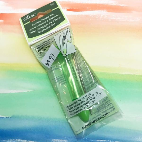 Image of Clover - Chibi Darning Needles