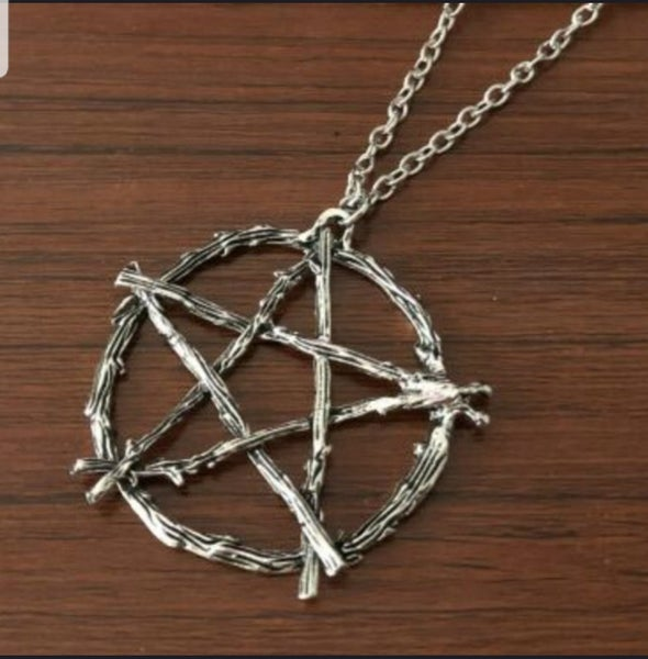 Image of Pentagram Pendant