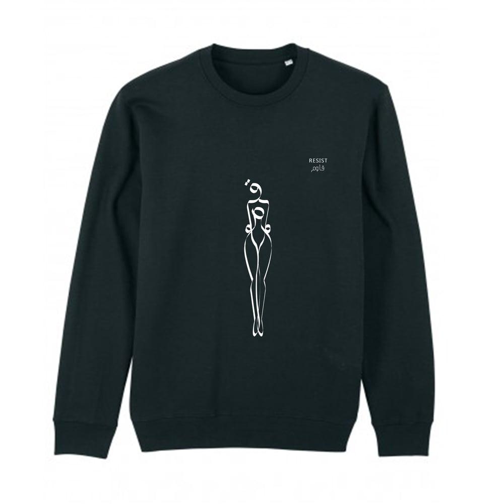 """Image of Sweatshirt  """"RESIST"""""""