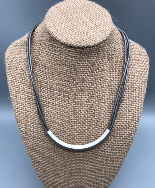 Image of Moroccan Silver Necklace