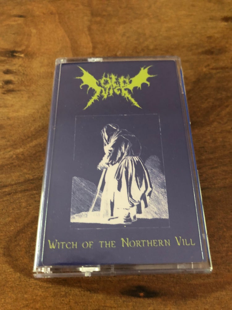 Image of Old Nick - Witch of the Northern Vill CS
