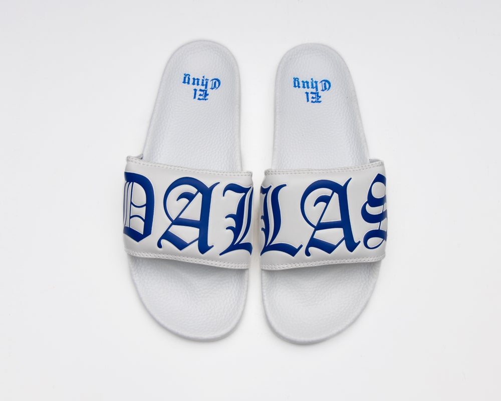 Image of HOME TEAM SLIDES (NOW SHIPPING)