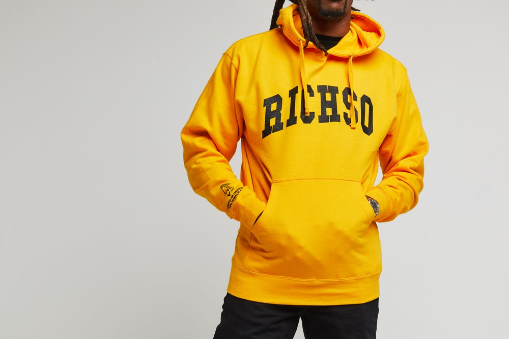 Image of Pure Gold RICHSO Hoodie
