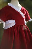 Image 1 of Scarlet Gala Bow Dress