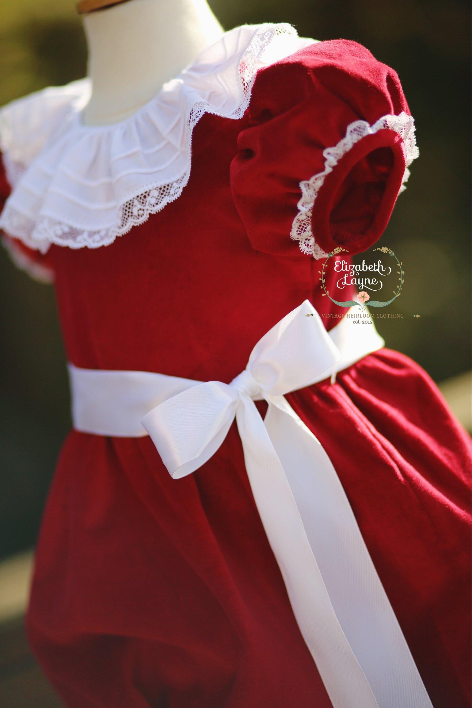 Image of Scarlet Sadie Bubble & Dress