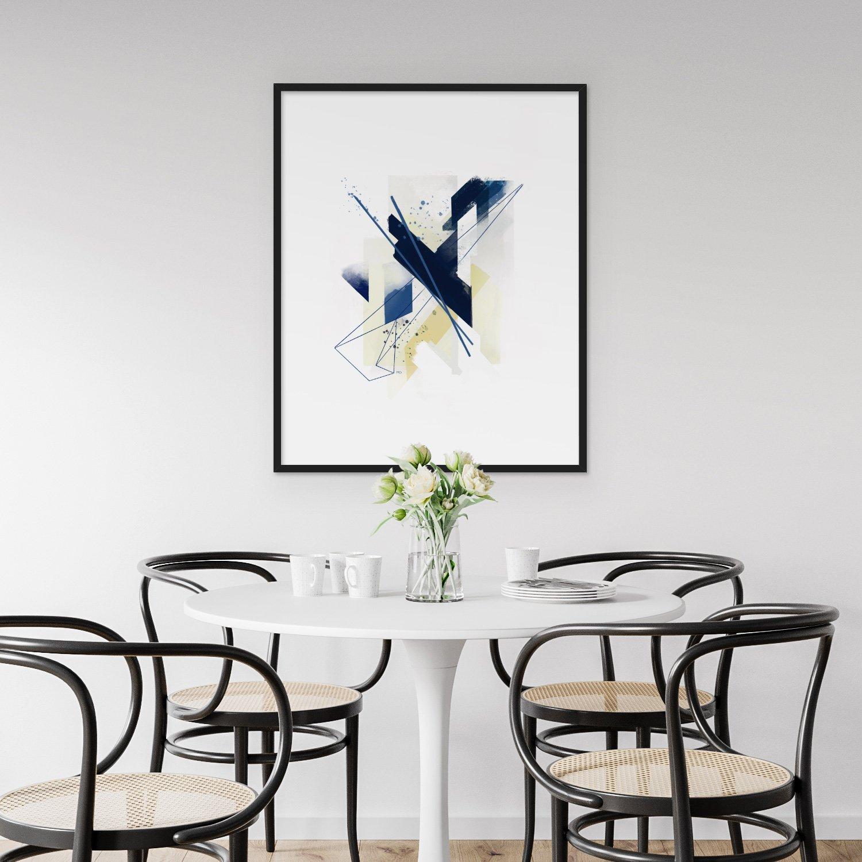 Image of Blue Shift Art Print