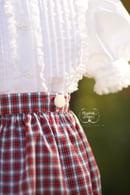 Image 5 of Tilly Tartan Dress