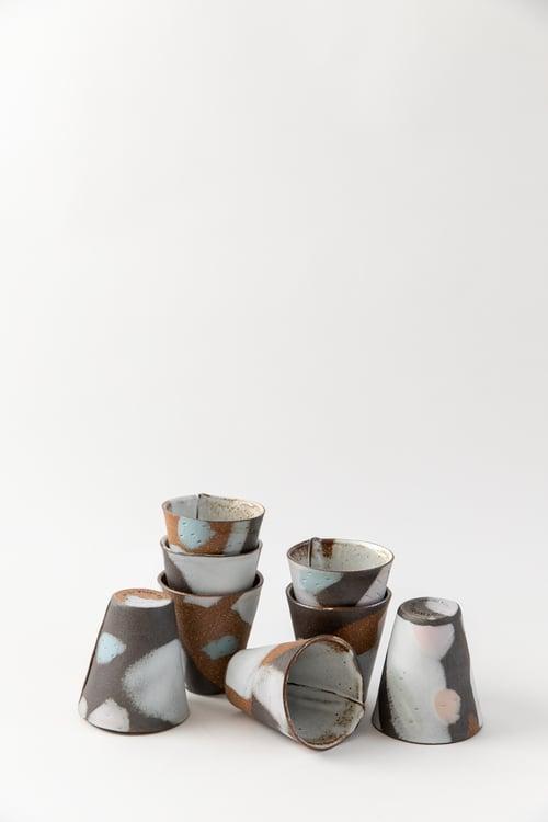 Image of Dark Brown Pastel camo - Tumbler
