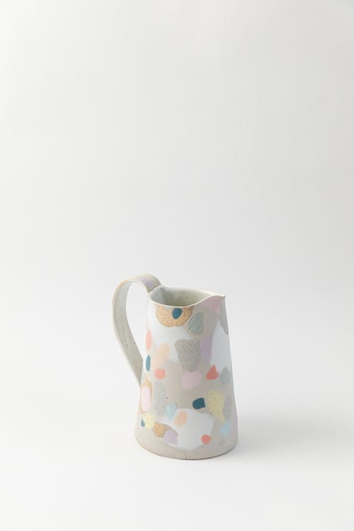 Image of Rainbow Camo Large Pitcher
