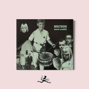 Image of Moltheni - Senza eredità (CD)