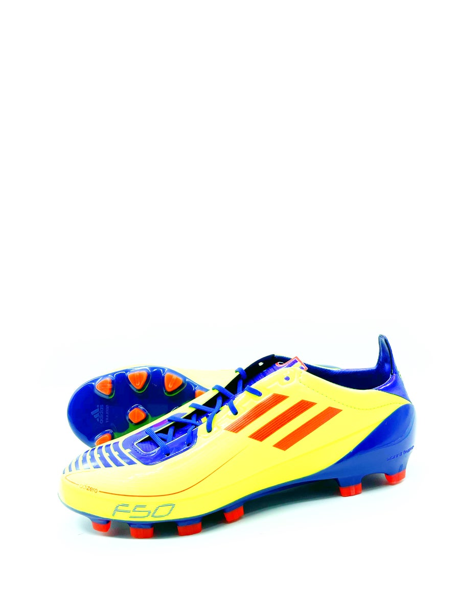 Image of Adidas F50 adizero Yellow