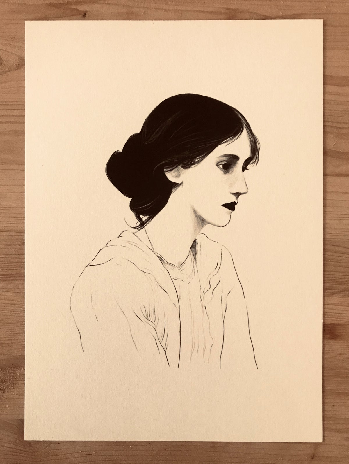 Image of Virginia Woolf
