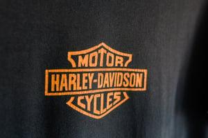Image of Early 90's Harley Davidson - Barnett
