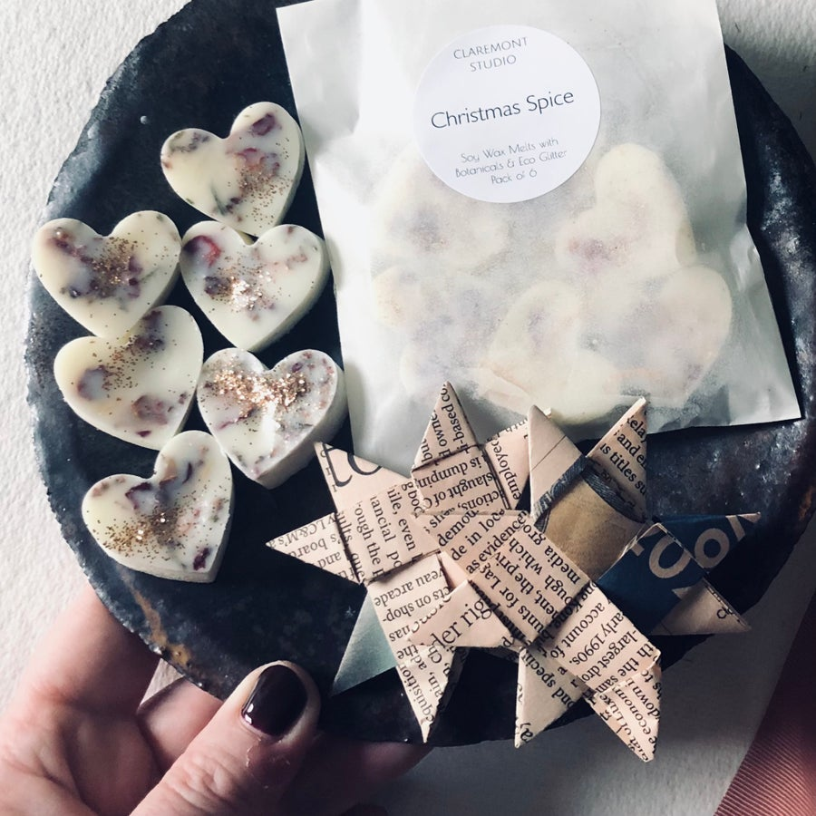 Image of Christmas Fragranced Soy Wax Melts