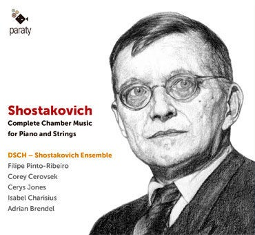 SHOSTAKOVICH COMPLETE CHAMBER MUSIC FOR PIANO AND STRINGS