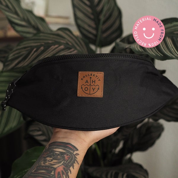 Image of Ahoy Kollektiv - Recycled Bum Bag