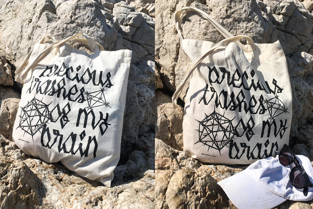 "Image of tote bag ""dismaze"""
