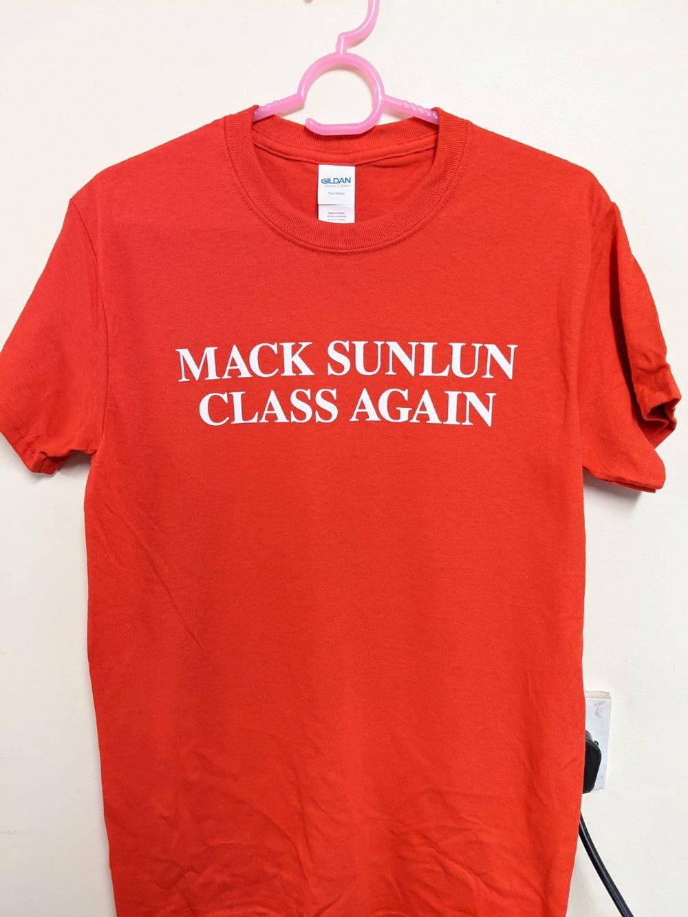 Mack Sun'Lun Class Again