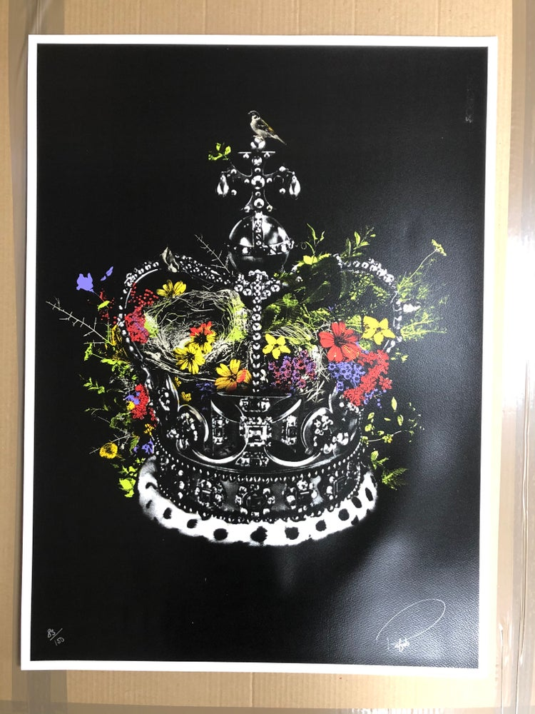 Image of Crown and Country (2009 orig)