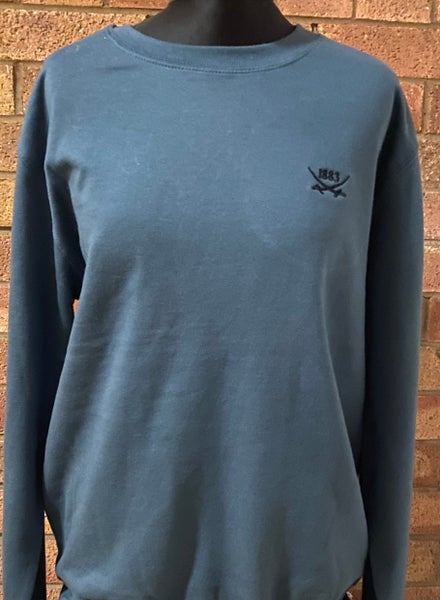 Image of Airforce Blue Sweatshirt (Free UK postage)