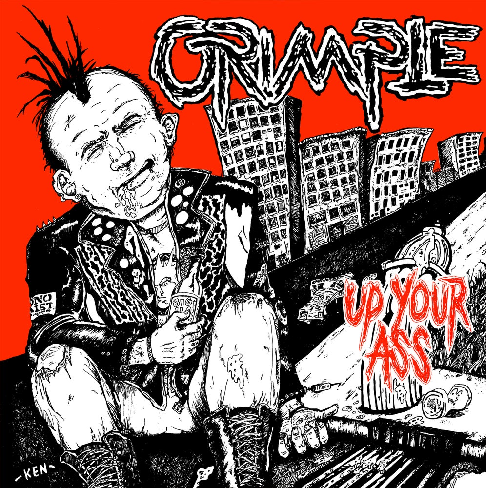 Image of GRIMPLE RE-ISSUES IN 2021