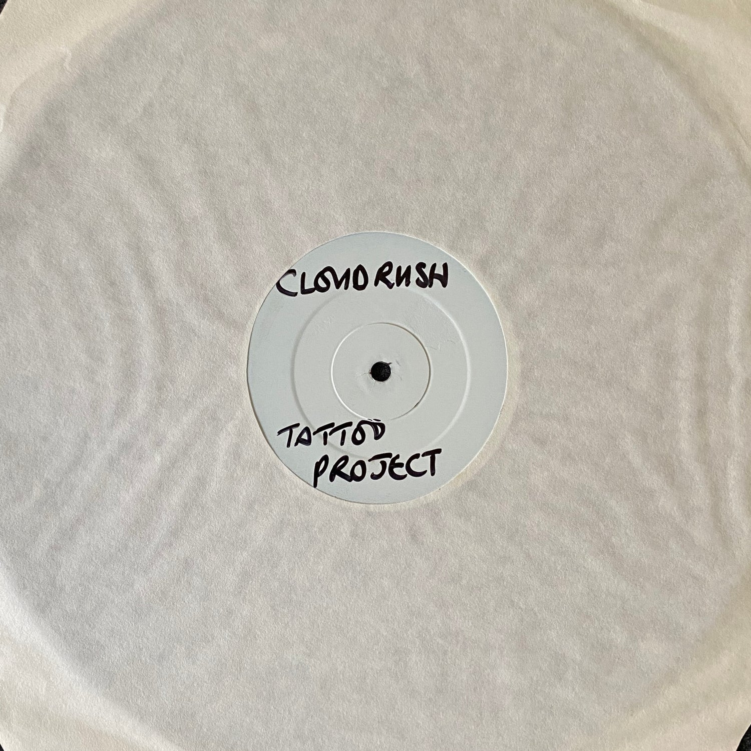 Tattoo Project – Cloudrush (TP)  (VG+/Generic)