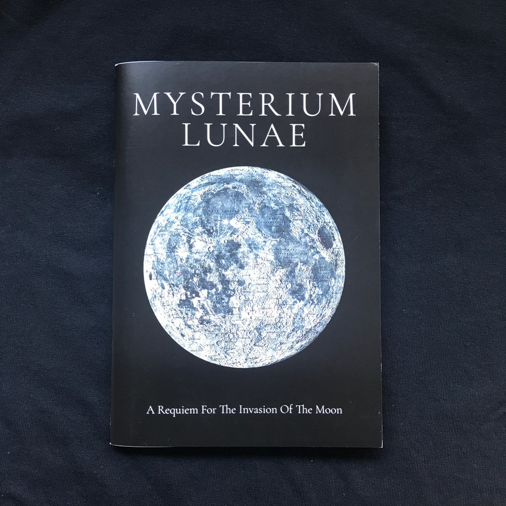Image of 'Mysterium Lunae' book with album download
