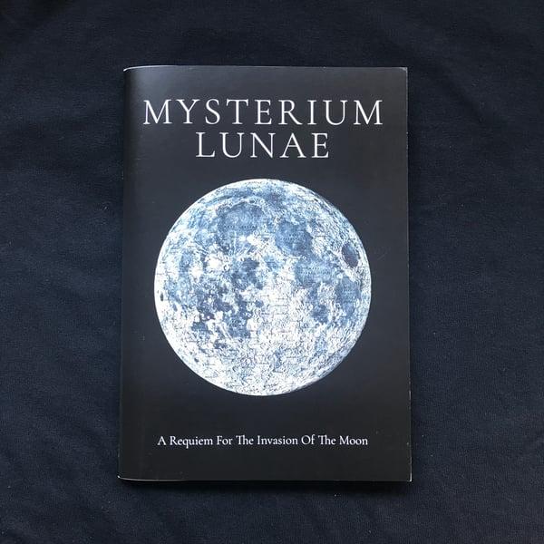 Image of 'Mysterium Lunae' book with album download