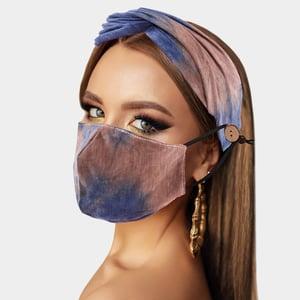 Image of Tie Dye Headband Set