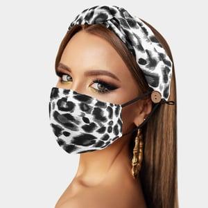 Image of Cheetah Headband Set