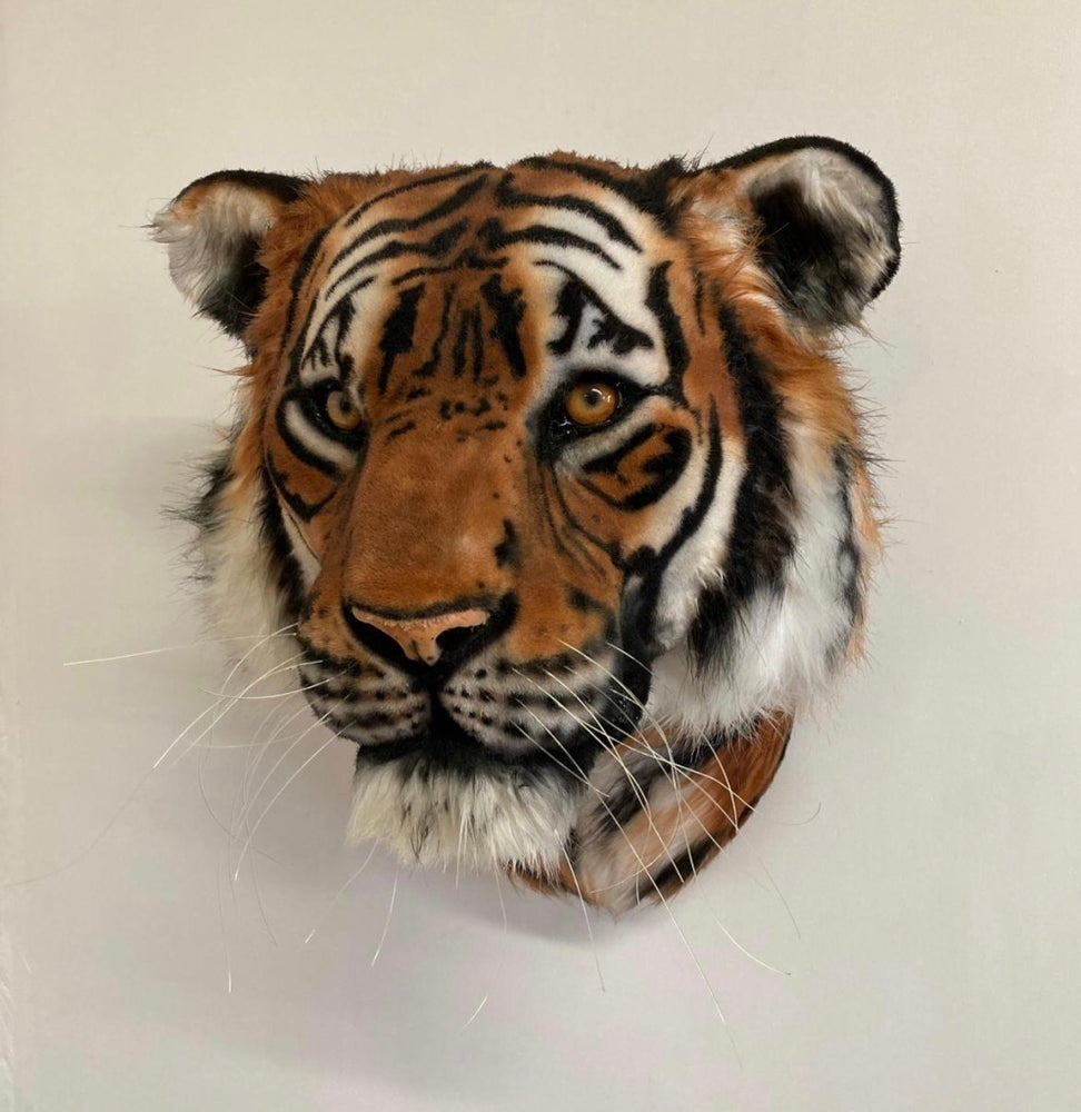 Image of TIGER SCULPTURE