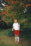 Image 3 of Breton Boy's Shirt & Short Set