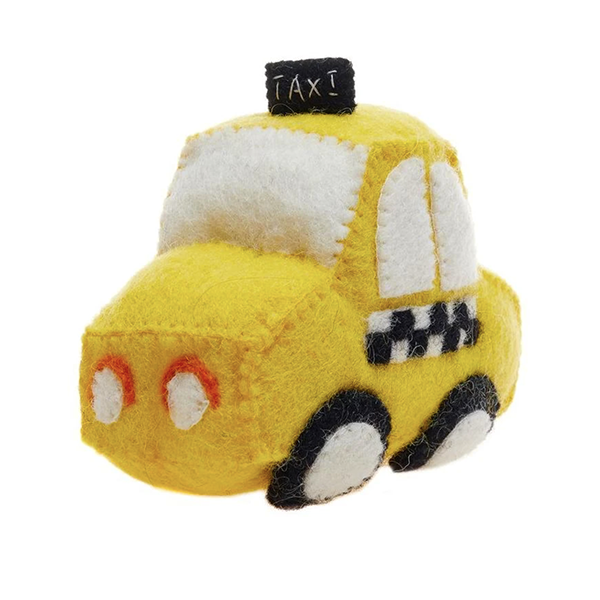 Image of Felt NYC Taxi Large
