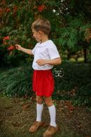 Image 5 of Breton Boy's Shirt & Short Set