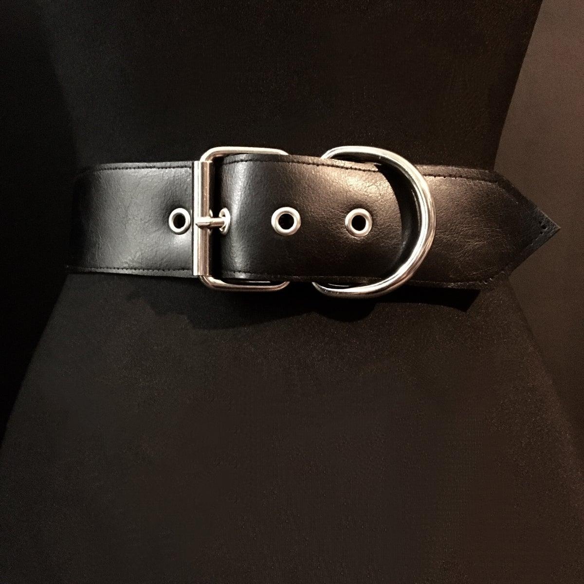 Penance waist cincher belt