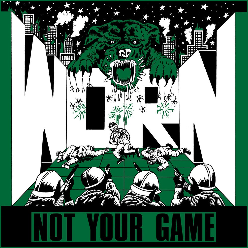 Worn - Not Your Game 7""