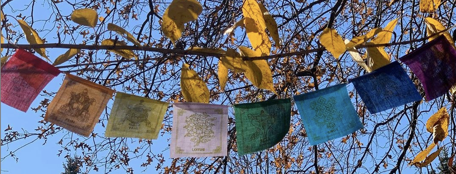 Image of Prayer Flags