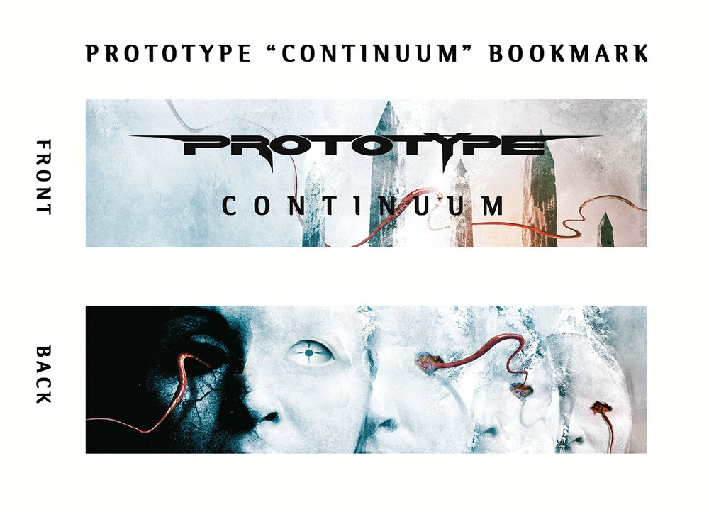 Image of Prototype - Continuum Guitar Book (Deluxe Print Edition + Digital Copy)