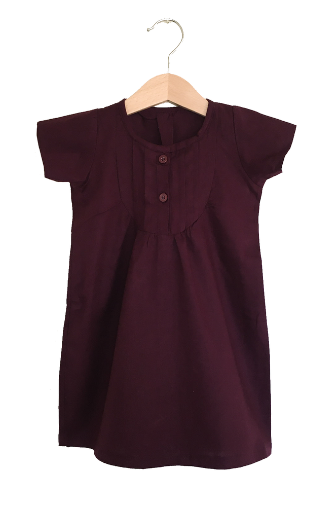 Image of Rachel Dress Violet