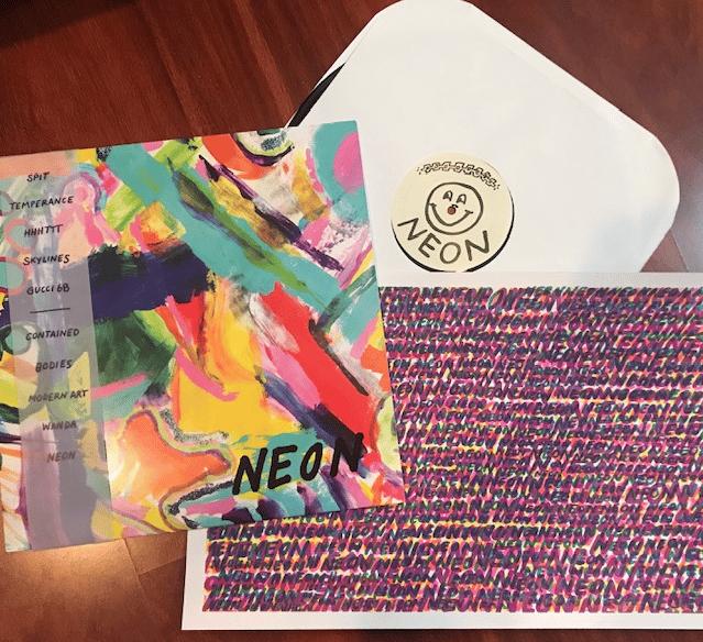Image of NEON - s/t LP