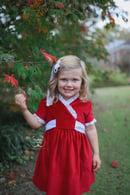 Image 2 of Scarlet Gala Bow Dress