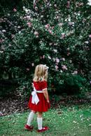 Image 4 of Scarlet Gala Bow Dress