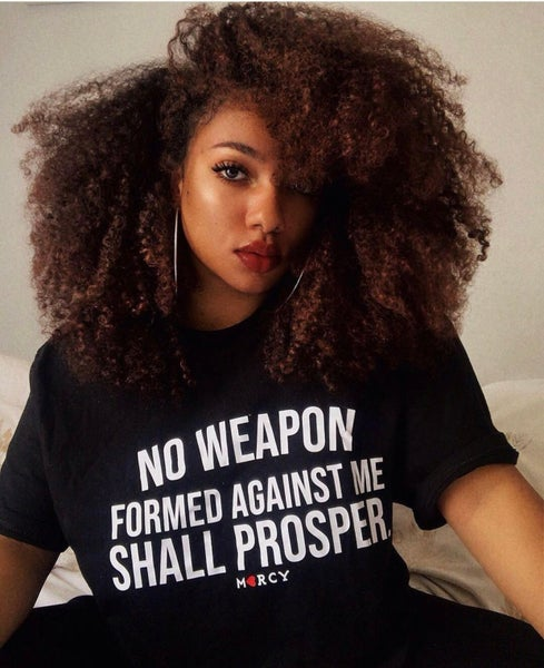 "Image of ""NO WEAPON FORMED AGAINST ME"""