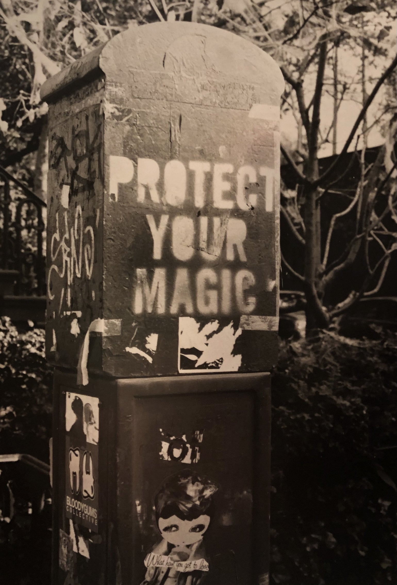 Image of Protect Your Magic