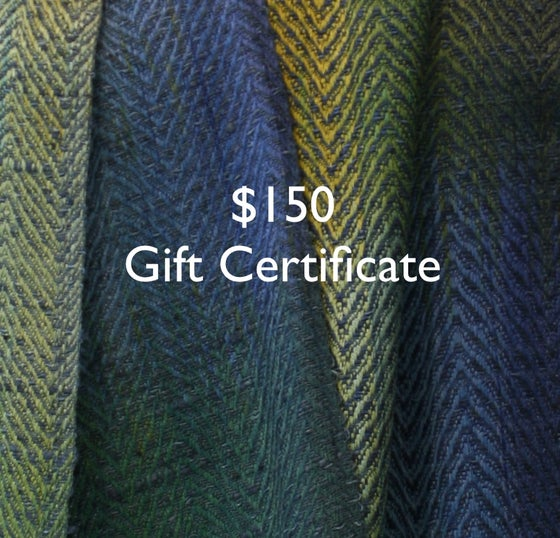 Image of Gift Certificate $150